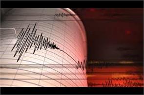 earthquake jolts jammu kashmir