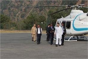 all the helicopters and chartered planes booked by the bjp
