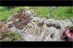 militant hideout busted in doda