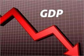 shock gdp to be lowest in a decade estimated to be 5 in 2019 20