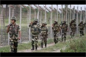 army soldier injured critically in landmine explosion near loc in poonch