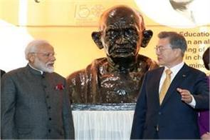 president mahatma gandhi can bring asia to peace and prosperity