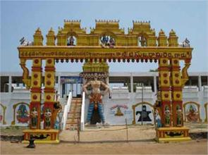 ravan temples in india