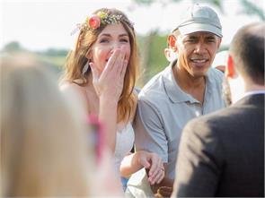 inside obama s wedding crasher moment on san diego golf course