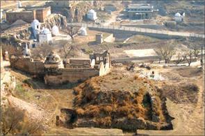 sri ktas raj dham yatra held on december