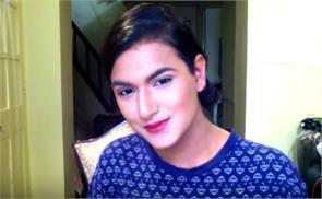 delhi teen krishna singh is transforming into a pretty girl naina