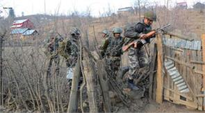 jk handwara clashes between the army and militants