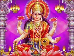 how to do lakshmi puja at home