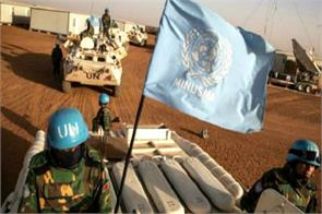 rocket attack on a un base in northern mali killing three people