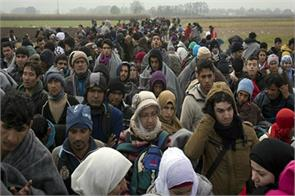 thousands of pakistanis got the order to get europe