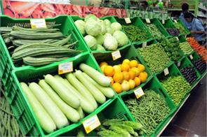 retail inflation vegetables