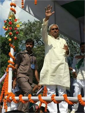 nitish kumar in bihar became chanakya chandragupta