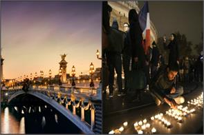 terrorism snatched the city of light  the bristles