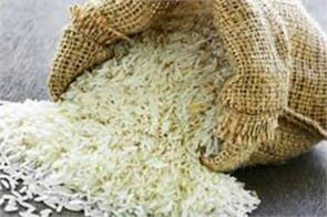 iran lifts ban on import of basmati rice indian exporters happy and worried