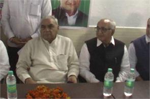 the people of bihar saved the state from becoming haryana hooda
