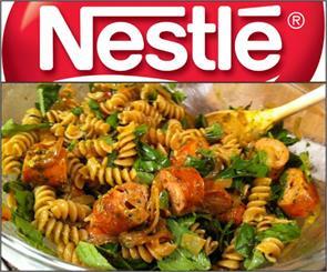 new troubled nestle company macaroni and pasta sample failed