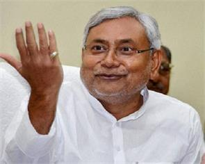 once again  nitish kumar