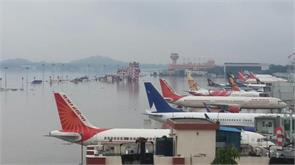 passenger flights to operate from chennai airport today