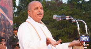 isis is to eliminate the increasing influence ram temple bnaao pravin togadia