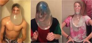 after the ice bucket challenge there s now a condom challenge