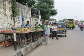jammu is facing the problem of encroachment