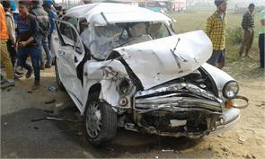 accident of mc chief engineer mukesh anand