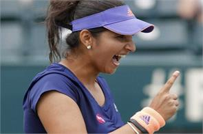 sania mirza has achieved great success on facebook