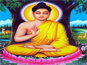 today and tomorrow if embellish follow the teachings of lord buddha