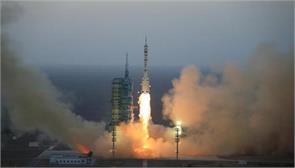 china launches 2 astronauts on its longest space mission