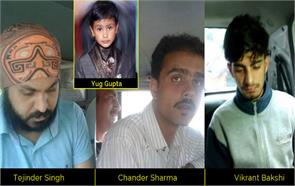 yug murder case accused judicial custody cid