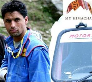 18th raid de himalaya rally champion suresh rana