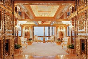 donald trump s manhattan golden apartment