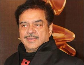 bjp mp shatrughan sinha