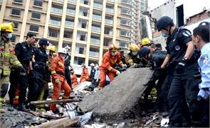 twenty two killed in china house collapse