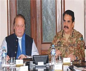 pakistan has no tradition to hold army