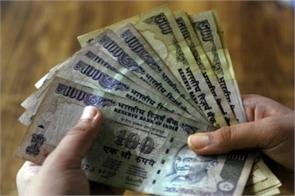 rupee holds up gains 3 paise against dollar