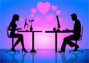 people searching girl friend in virtual world