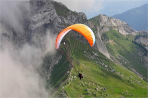 billing valley paragliding