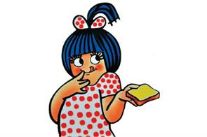 amul girl now turn 50