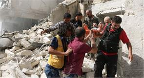 syria case  ussuspendedeffortsto work with russia on