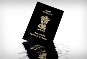 indians told to replace handwritten passports