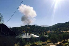 turkey explosion at least 17 killed in pkk car bomb attack