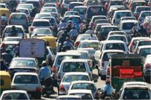 traffic jams cost rs 200 cr fuel loss on diwali eve