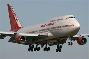 ac worse during the air india flight the rescued passengers sweat