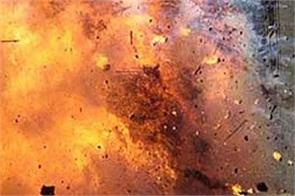 two killed in explosion in china 15 injured