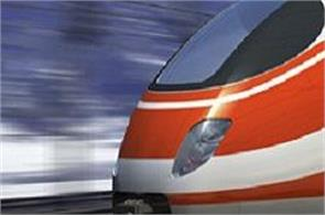 in india  the construction of the bullet train corridor will start in 2018