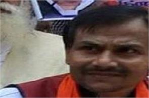 executive president of akhil bharatiya hindu mahasabha kamlesh tewari