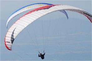 beed billing paragliding pilot death district administration