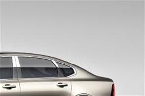 volvo luxury sedana s90 launched in india