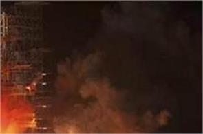 navigation satellite launched by china
